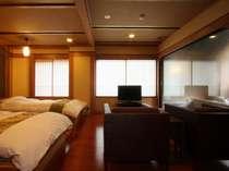 雅suite~露天風呂付き客室 和洋室24平米+和室10畳