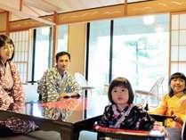 子供たちにもたまには贅沢を。家とはまた違う家族団らんを温泉宿で過ごしてみませんか♪