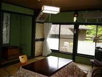 昭和の雰囲気ある部屋