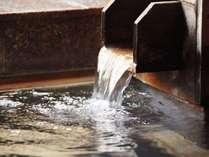 泉質抜群!源泉掛け流し別所温泉の肌に良いいで湯をお楽しみ下さい。