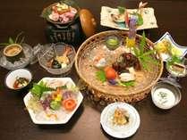 目で舌で季節を愉しむ1から手作りのお料理の数々。(2015年7月の献立一例)