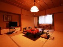 【一般客室】ゆっくりとお寛ぎいただける広縁付きの和室