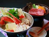 旬和プランの選べる贅沢鍋鍋