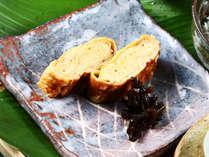 《朝食一例》一つ一つ丁寧にお作りしています。朝はしっかり食べて楽しい旅を~