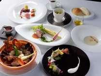 ◆ディナー/全9品のフレンチコース<ノンノ>(イメージ)