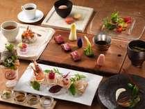 ◆ディナー/全9品のフレンチジャポネコース<七竈>(イメージ)