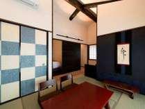 【七軒】和洋室 デラックスツインルーム 49平米