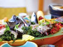 日本海の幸満載プラン【鳥取地魚を舟盛りで】