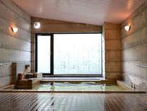 *【女性大浴場】泉質は単純泉。ゆっくりと湯船に浸かって、旅の疲れを解してください♪