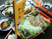 【お値打ち価格!】てっさ×海鮮会席♪冬の味覚を満喫☆
