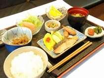 ある日の朝食(和定食)