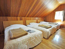 【寝室】太陽の自然光が気持ち良い空間です