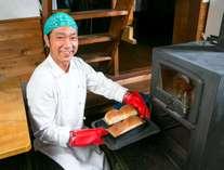 自家製の食パン