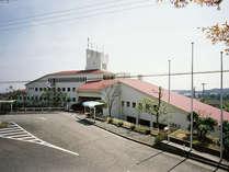 【外観】大阪市内から40分、神戸市内から30分の好立地。観光の拠点にどうぞ。