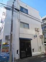 Hotel Tsukushi1階がコインランドリーになっています!