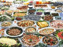 ◇全25品以上のバランスのよいお料理をたっぷりご用意いたしました!