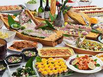和洋中バイキング/新鮮なお刺身、名物!豚の角煮、ちゃんぽん・皿うどんなど長崎の伝統料理もたっぷり◆