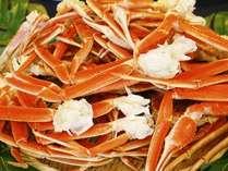 甘くてジューシーなずわい蟹食べ放題!≪和洋中バイキング≫