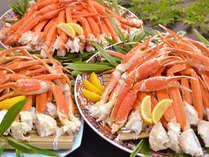 【6月~9月】ずわい蟹≪バイキング一例≫