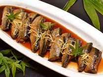 【10月~11月】秋刀魚の生姜煮≪バイキング一例≫