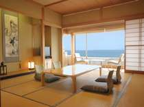 【記念日】展望風呂付の2間和室でお祝い。舟盛&鯛茶漬けor鯛釜飯の豪華料理!