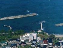 *鯨波海岸が目の前/日本海が目の前の絶好ロケーション
