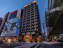 アパホテル〈なんば南 恵美須町駅〉(全室禁煙)