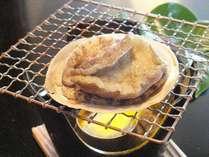 ビジネス夕食グレードアップ あわび踊り焼き付御膳◆2食付◆