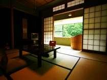 本館客室の一例