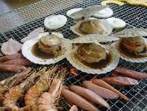 バーベキュー(海鮮焼き)
