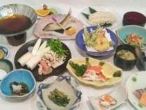 郷土料理きりたんぽコース