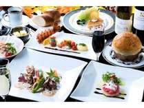 ■【洋の贅沢】ロブスター&和牛ステーキディナー☆