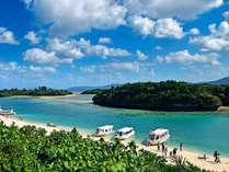 【石垣島・川平湾】日本百景!ミシュランガイド3つ星の川平湾