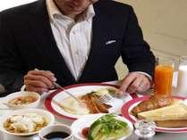 ポイント10%!【朝食付き】★ブライダルシェフが作る魅惑の朝食★洋食と和食が選べて感動♪