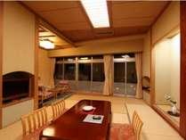 最上階の二間続き和室(901号室) 1日1組限定の人気な客室です。
