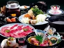 お肉・お野菜は4名様用イメージです。