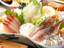 【天草の海の幸を楽しむ♪】☆旬☆海鮮御膳≪1泊2食付≫