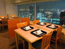 ≪日本料理「しゃぶ禅」≫東京ベイエリアを望むパノラマビュー!朝食から夕食までご用意しております。