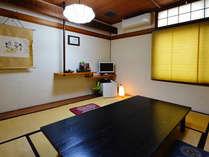 スタンダードのお部屋です。8畳和室