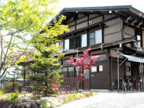 桜ゲストハウス外観The exterior of Sakura Guest House