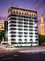 ハミルトンホテル -ブラック-