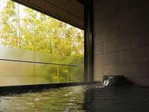 「かたくり」の展望風呂は日常生活を忘れてしまうほど…