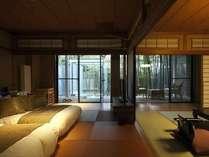 【はまなす】2間の和室は落ち着いた雰囲気を味わえる和室