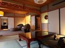 【みずばしょう】広々3間で寛ぎの休日をお過ごしいただける和洋室