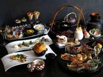 【一泊夕食付】ゆっくりと寛ぐ箱根の夜~北海道と地元食材が織り成す和懐石を堪能~