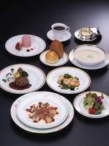 【洋食フレンチコース】1泊2食付スタンダードプラン