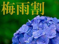 ★梅雨割★【2名で最大2,000円OFF!!】今がチャンス!雨が降ったら嬉しい≪サプライズ特典付き≫