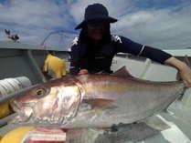 宮古島で大物釣り!!