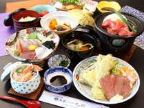 《通年料理》地元の食材を豊富に使用したお料理をお楽しみください♪