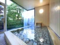 【男女大浴場】ひば風呂は疲労回復に効果ありです